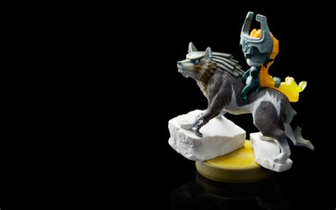Nintendo Amiibo Wolf Link legend of twilight princess hd and wolf link amiibo confirmed for early 2016