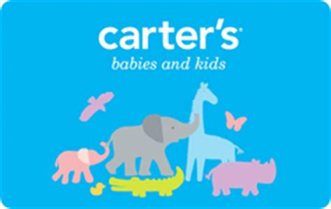 Carters Gift Card - buy carter s gift cards at a discount gift card granny 174