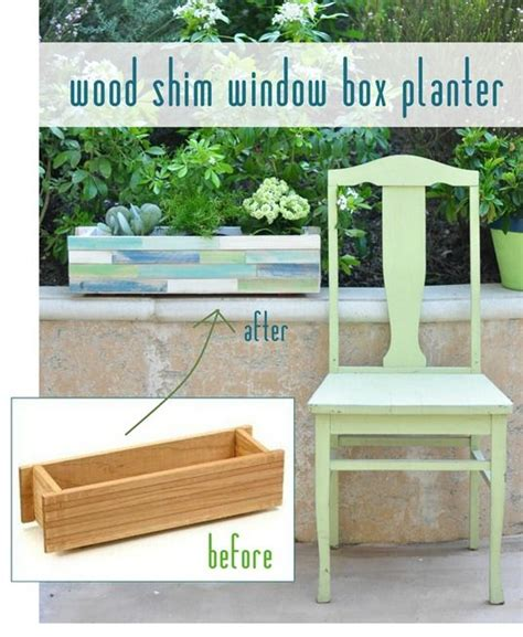 wood window boxes planters 130 best images about tuin on