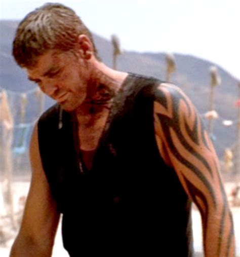 from dusk till dawn tattoo from dusk till george clooney seth gecko
