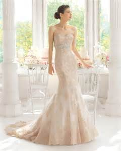 verrã ckte brautkleider tendance 2015 les robes de mari 233 es se la jouent color 233 es mariage