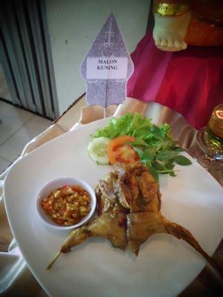 silla resto jogja manuk londo khas cupuwatu resto jogja blog makan dan