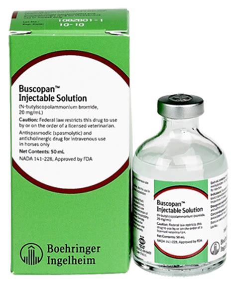 Iv Fluid Detox Franklin Tn by Buscopan Injection Farmvet
