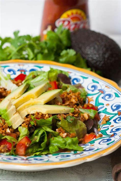 Vegan Detox Salad by Detox Taco Salad Recipe Vegan Detox The Secret And