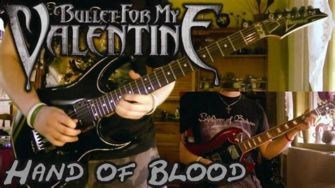 bullet for my blood of bullet for my of blood guitar cover hd