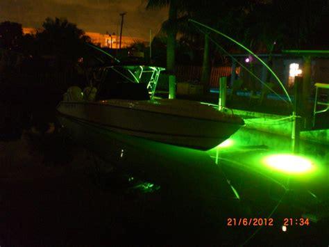 bay boat underwater lights deep glow underwater dock lights the hull truth