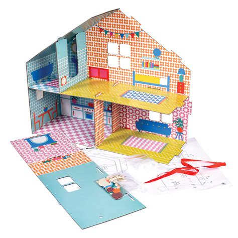 make your own dolls house make your own dolls house rex london at dotcomgiftshop