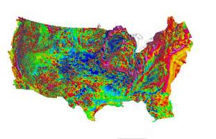 magnetic maps of the united states large usa map