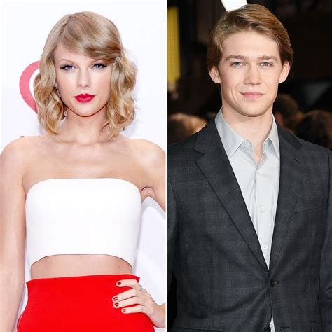 taylor swift engaged 2018 taylor swift believes boyfriend joe alwyn is the one