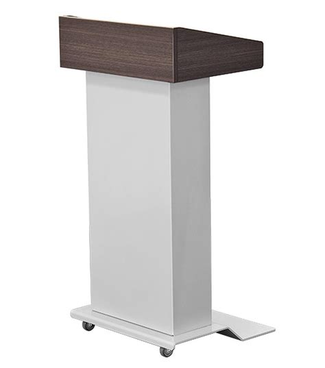modern av furniture lexyz27 solid mobile modern lectern audio visual furniture international inc av iq
