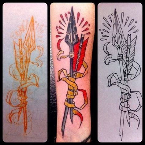broken arrow tattoo meaning 25 best ideas about indian arrow on