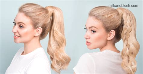 7 Hair Looks by 7 Easy Ways To Make Thin Hair Look Thicker Hair