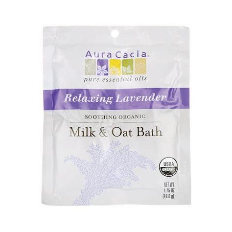 what is 1 75 bath soothing organic milk oat bath relaxing lavender 1 75