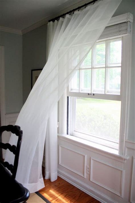 how to keep curtains from blowing windows with curtains blowing clover lane happy first