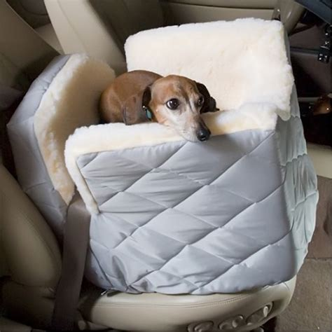 pet car seats small dogs snoozer lookout i pet car booster seat for dogs