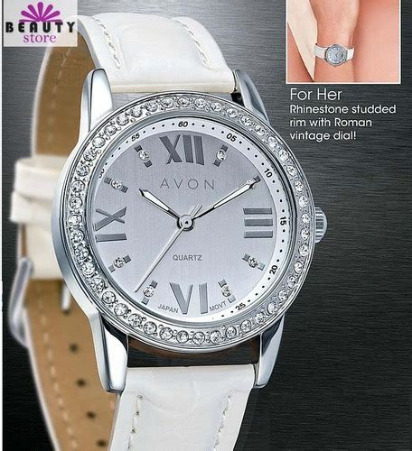 watches avon brasilia brilliant ladies  retailer