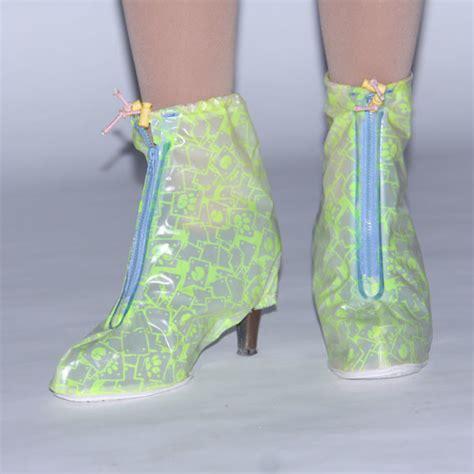 high heel shoe covers high heel waterproof shoe covers for rainy days py 502