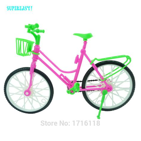 Bicycle S 1 bicycle 1 6 bike morden cycling play house plastics accessories for doll fr