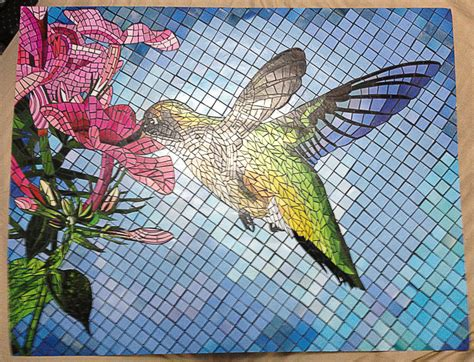 mosaic hummingbird pattern 1000 images about art reference on pinterest vince