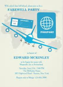 20 farewell party invitation templates psd ai indesign