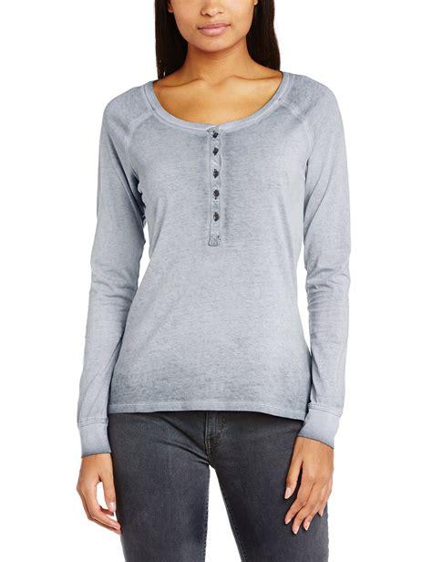 esprit s 114ee1k017 button front sleeve t shirt