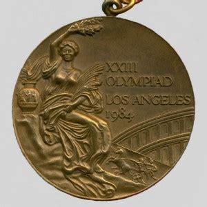 winner medals olympic 1984 los angeles