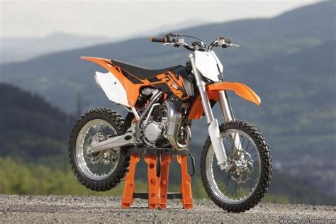 2013 Ktm 85 Sx 2013 Ktm 85 Sx Motorcycle Review Top Speed