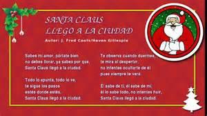 Miss rossi 12 santa claus llego a la ciudad villancicos feliz