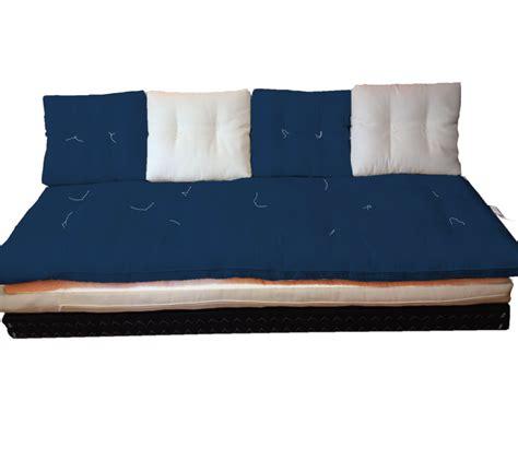 futon divano letto divano letto futon pacha panama matr arredo e corredo
