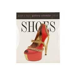 Shoe Desk Accessories Workman Publishing Shoes Gallery Desk Calendar Dsw