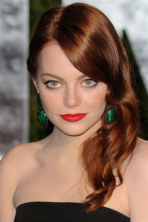 auburn haired actresses auburn hair color of the celebrities hairstyle blog dark