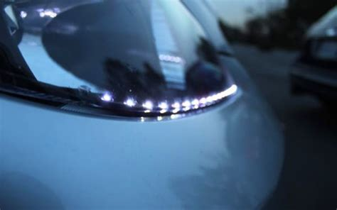 How To Install Led Light Strips In Car 5 Steps To Install Led Lighting In Headlights For Toyota