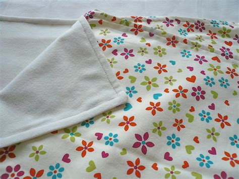 How To Make Handmade Blankets - handmade baby blanket tutorial