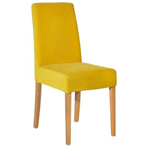 esszimmer le eiche stuhl in eiche eichefarben gelb esszimmerst 252 hle