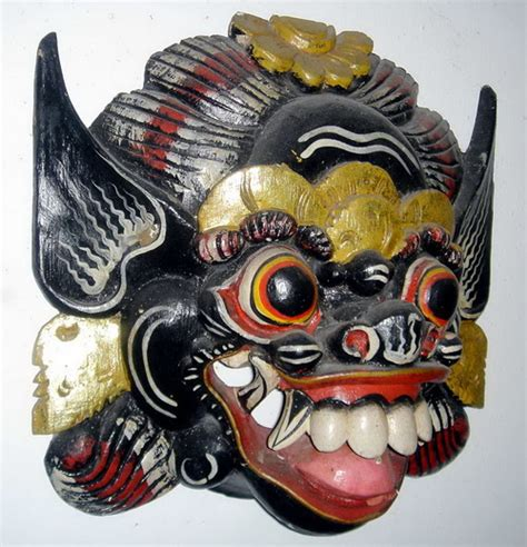 Masker Indo scary pictures weirdomatic part 3