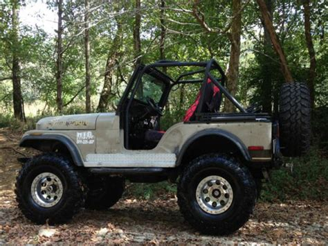 monster jeep cj 1978 jeep cj5 monster jeep 37 quot super swers am360