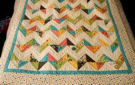 Quilting Frolic by From The Blue Chair Frolic Zig Zag Quilt