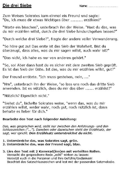 Meinungsrede Schreiben Muster Schulmaterial Arbeitsbl 228 Tter F 252 R Die Unterstufe