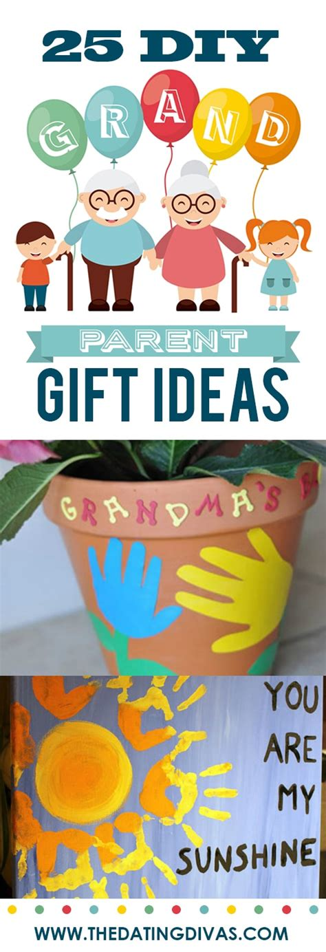 diy craft xmas gifts to make for grandparents 101 grandparents day ideas from the dating divas