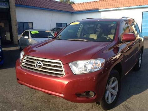 Toyota Highlander For Sale By Owner 2010 Toyota Highlander For Sale By Owner In San Jose Ca 95192