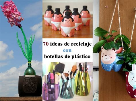 14 ideas de reciclaje diy 70 ideas de reciclaje con botellas de pl 225 stico