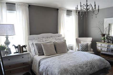 guest bedroom paint color grays