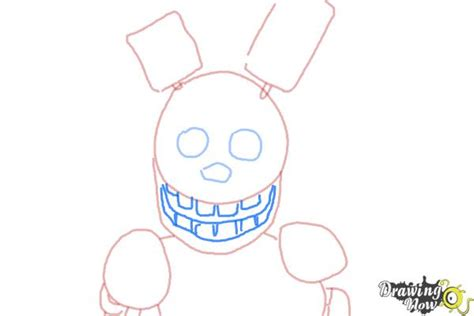 How To Draw Springtrap
