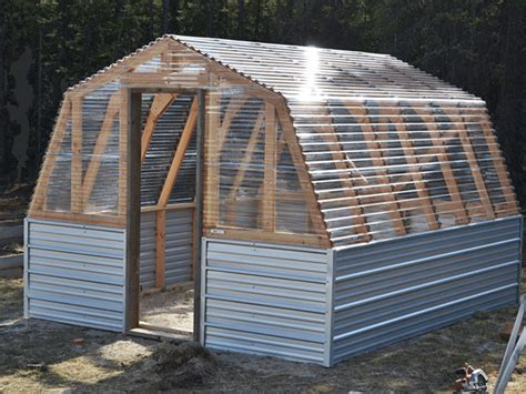Wood Shed Roof Design