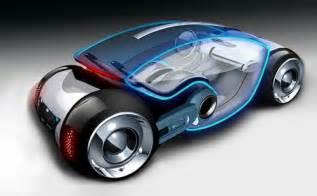Future Concept Electric Cars Future Transportation All Electric Concept Car