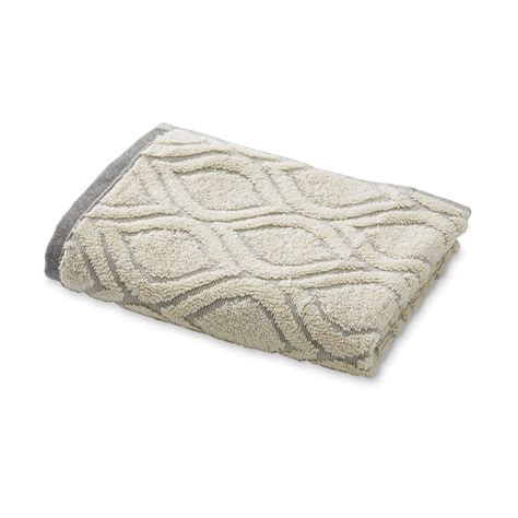 bathroom towels and rugs cannon decorative towel trellis home bed bath