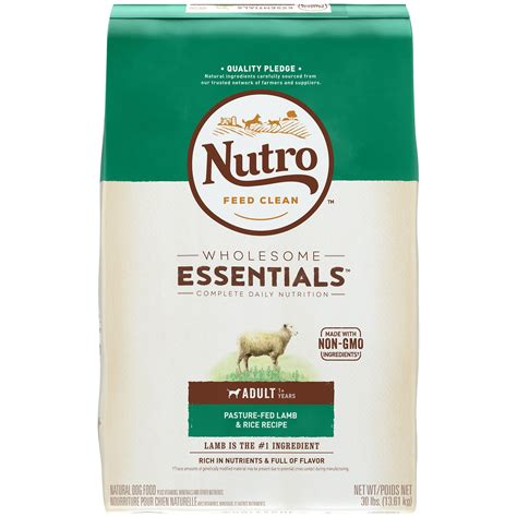 petco nutro food nutro wholesome essentials pasture fed rice recipe food petco
