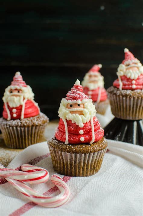 santa claus cupcake www pixshark com images galleries