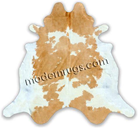 Palomino Cowhide Rug - palomino holstein cowhide rug from the cowhide rugs