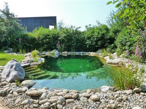Garten Mit Schwimmteich by Schwimmteich Bilder Haus Dekoration